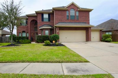 Pearland Single Family Home For Sale: 3101 W Trail Drive