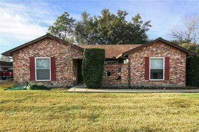 Pearland Single Family Home For Sale: 2609 Taylor Lane