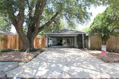 Houston Single Family Home For Sale: 10818 Berry Tree Drive