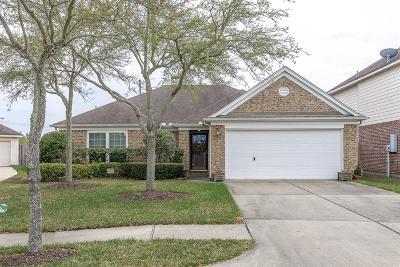 League City Single Family Home For Sale: 3299 Park Falls Lane