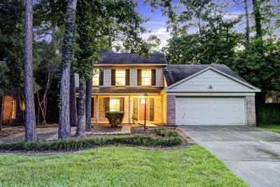 Indian Springs, Woodlands Village Indian Springs Single Family Home For Sale: 42 Rockridge Drive