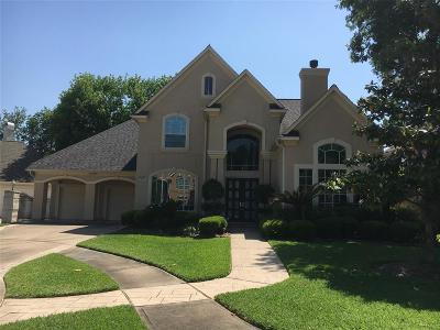 Sugar Land Single Family Home For Sale: 1711 Peppervine Way