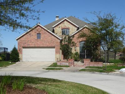 Cypress Single Family Home For Sale: 18426 W Willow Oak Bend Drive