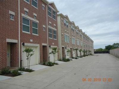 Houston Condo/Townhouse For Sale: 8705 Bryam #202