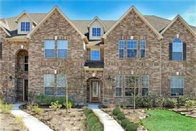The Woodlands Condo/Townhouse For Sale: 6 Pine Needle Place