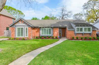 Houston Single Family Home For Sale: 5474 Edith Street