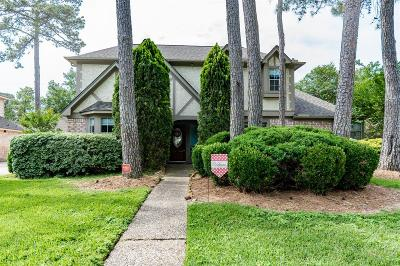 Houston Single Family Home For Sale: 12223 Normont Drive