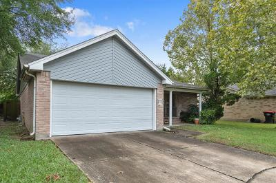 Tomball TX Single Family Home For Sale: $140,000