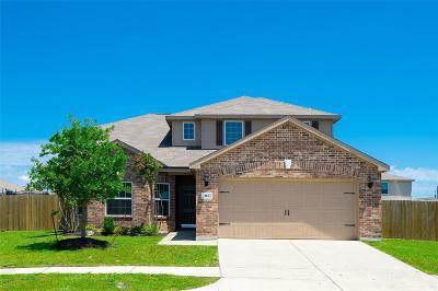 La Marque Single Family Home For Sale: 112 Indigo Brush Drive