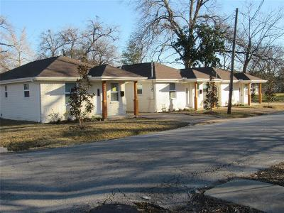 Houston Multi Family Home For Sale: 2312 Briley Street