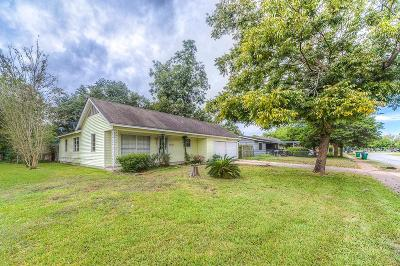 Houston Single Family Home For Sale: 8603 Kempwood Drive