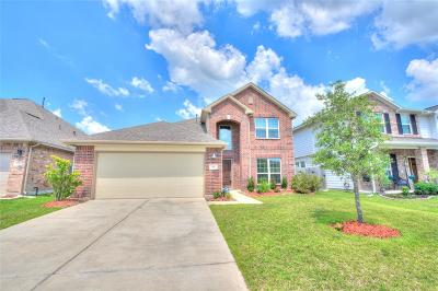 La Marque Single Family Home For Sale: 114 Dellwood Court