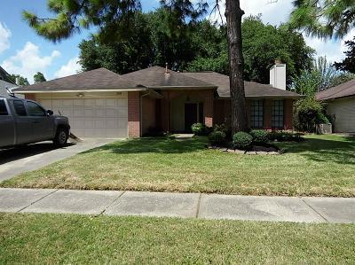 League City TX Single Family Home For Sale: $208,900