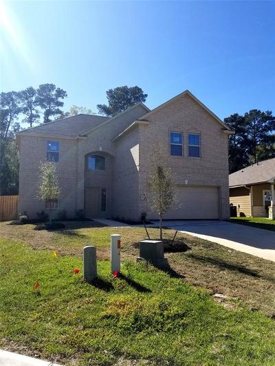 Conroe Single Family Home For Sale: 976 Arbor Glen