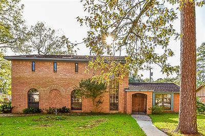 Dickinson Single Family Home For Sale: 2710 Yorktown Drive
