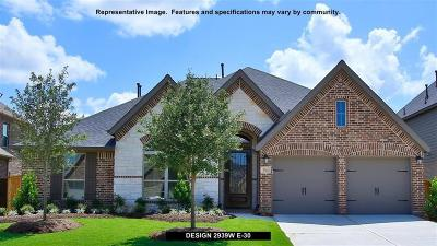 Tomball Single Family Home For Sale: 19014 Dublin Bay Boulevard