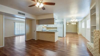 Houston Condo/Townhouse For Sale: 2101 Fountain View Drive #14