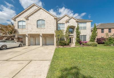 Humble Single Family Home For Sale: 18331 Marlin Waters Drive