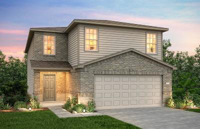 Houston Single Family Home For Sale: 14719 Aspen Peak Drive