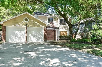 The Woodlands Single Family Home For Sale: 17 S High Oaks Circle