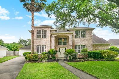Sugar Land Single Family Home For Sale: 2523 Brigade Court