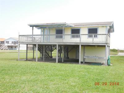 Matagorda Single Family Home For Sale: 530 Beachfront Drive