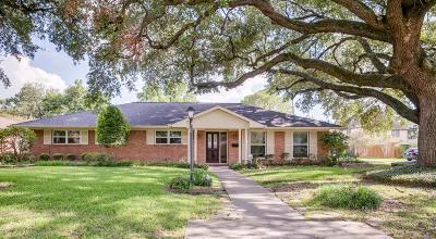Houston Single Family Home For Sale: 5635 Sylmar Road