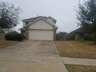 Rosenberg Single Family Home For Sale: 6606 Haven Forest Lane