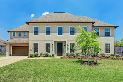 Friendswood Single Family Home For Sale: 1900 Wilderness Trail