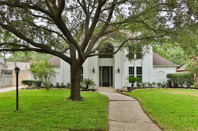 Houston Single Family Home For Sale: 726 Last Arrow Drive