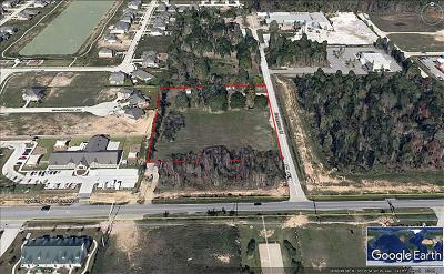 Tomball Residential Lots & Land For Sale: 11420 Spring Cypress Road