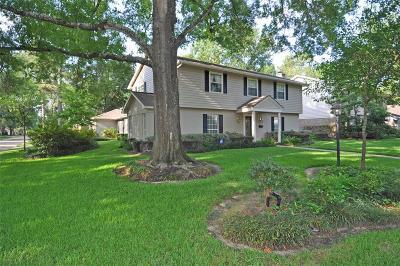 Houston Single Family Home For Sale: 14503 Cindywood Drive