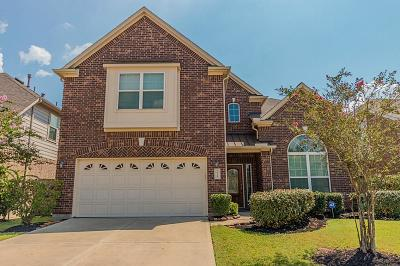 Katy Single Family Home For Sale: 10114 Forrester Trl