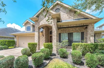 Pearland Single Family Home For Sale: 2504 Fastwater Creek Drive