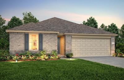 Conroe TX Single Family Home For Sale: $179,990