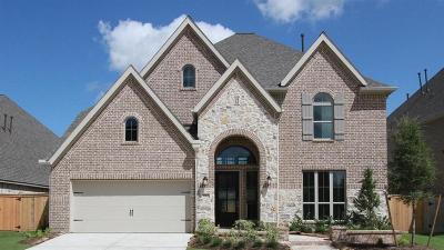 Harris County Single Family Home For Sale: 19622 Carolina Chickadee Drive