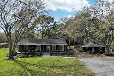 Cypress Single Family Home For Sale: 17414 Bobcat Trail
