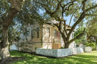 Single Family Home For Sale: 1502 20th Street