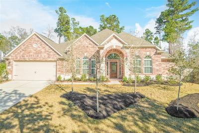 Conroe Single Family Home For Sale: 3336 Wooded Lane