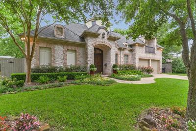 Houston Single Family Home For Sale: 1421 Glourie Drive
