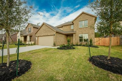 Katy TX Single Family Home For Sale: $288,215