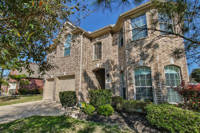 Pearland Single Family Home For Sale: 2607 Cottage Springs Drive