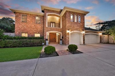 Briargrove Single Family Home For Sale: 6213 San Felipe Street