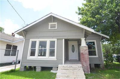 Single Family Home For Sale: 2123 Marion Street