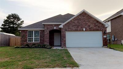Kingwood Single Family Home For Sale: 21319 Somerset Shores Crossing