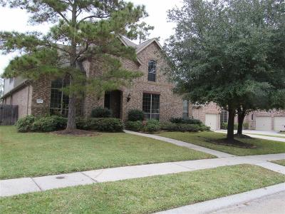 Humble Single Family Home For Sale: 12135 Pinelands Park Lane