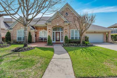 Katy Single Family Home For Sale: 903 Mahogany Run Drive