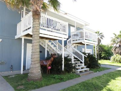 Galveston Multi Family Home For Sale: 2315 63rd Street