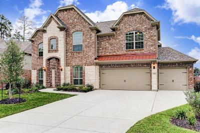 Conroe Single Family Home For Sale: 2774 Lake Shadow Drive