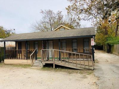 Houston Single Family Home For Sale: 6516 W Montgomery Road